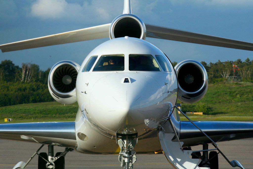 Dassault Falcon 7X / OY-VIK