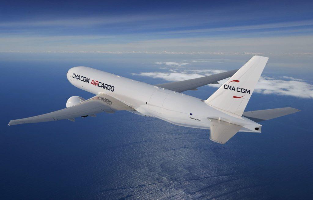 B777 Cargo CMA CGM AirCargo