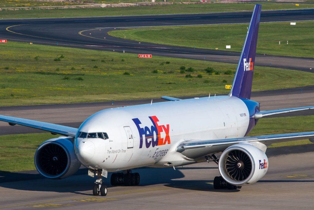 FedEx Boeing 777F - N887FD