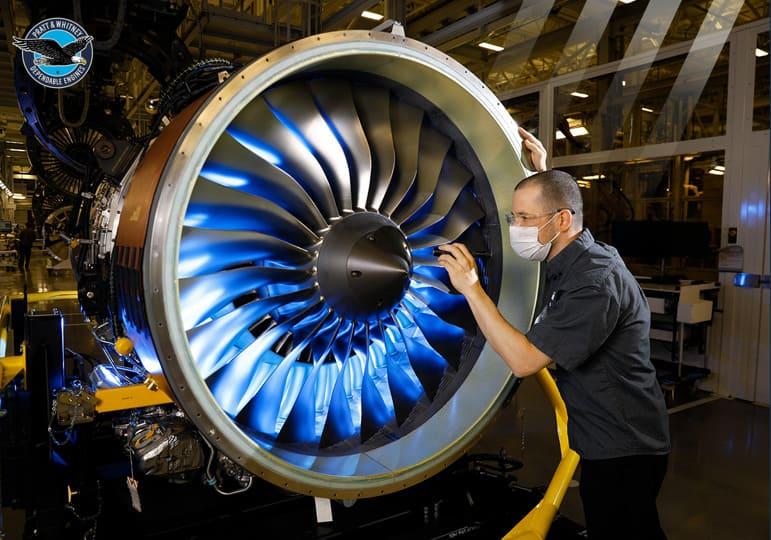 Pratt-Whitney PW800