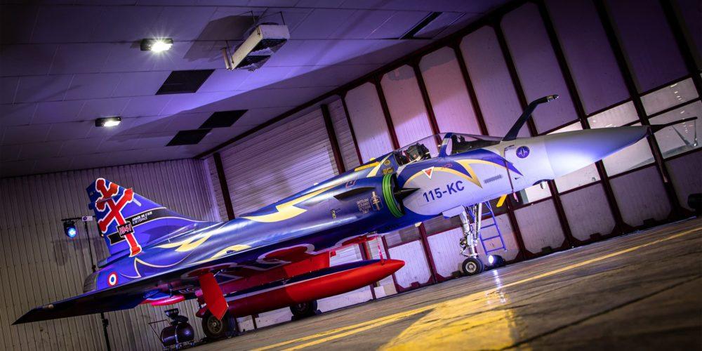 Mirage 2000C EC 2/5 « Ile de France »